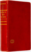 Books:Science Fiction & Fantasy, Edgar Rice Burroughs. Synthetic Men of Mars. Tarzana: Edgar Rice Burroughs, Inc., [1940]. First edition. ...