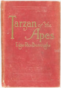 Books:Science Fiction & Fantasy, Edgar Rice Burroughs. Tarzan of the Apes. Chicago: A.C. McClurg & Company, 1914. First edition, first state....