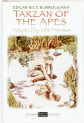 Books:Children's Books, Edgar Rice Burroughs. Adapted by John Freeman. Edgar RiceBurroughs's Tarzan of the Apes. New York: Barnes and Noble...