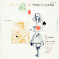 Books:Music & Sheet Music, [Vinyl Records - 33 1/3]. [Children's]. [An Audio Adaptation of] Alice in Wonderland. Adapted and directed by Howard Sackler. ...