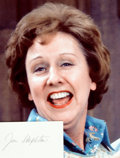 Books:Prints & Leaves, [All in the Family] Jean Stapleton Autograph. ...