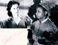 Books:Prints & Leaves, [Gone with the Wind] Butterfly McQueen Autograph....