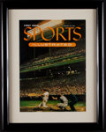 """Baseball Collectibles:Publications, 1954 """"Sports Illustrated"""" 1st Issue Magazine...."""