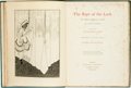Books:Literature Pre-1900, [Aubrey Beardsley, illustrator]. Alexander Pope. The Rape of theLock: An Heroi-Comical in Five Cantos. Lond...