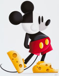 Animation Art:Poster, Mickey Mouse Say Cheese Limited Edition Giclee #10/150 byEric Tan (Acme Archives Limited/Walt Disney, 2010).... (Total: 2Items)