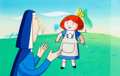 Animation Art:Production Cel, Madeline Production Cel (DIC, 1993).. ...