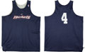 Basketball Collectibles:Uniforms, 1990's Charles Barkley Practice Worn Houston Rockets Jersey. ...