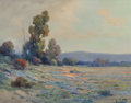 Fine Art - Painting, American:Modern  (1900 1949)  , ANGEL ESPOY (American, 1879-1963). California Landscape. Oilon canvas. 16 x 20 inches (40.6 x 50.8 cm). Signed lower ri...