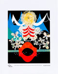 Animation Art:Poster, Mary Blair It's a Small World Art Tableau Lithograph Group(Walt Disney/Nordstrom, 2011).... (Total: 2 Items)