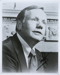 Autographs:Celebrities, Neil Armstrong Signed Photo. ...