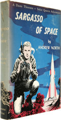 Books:First Editions, [Andre Norton] Andrew North: Sargasso of Space....