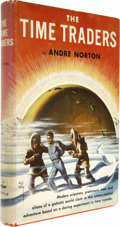 Books:First Editions, Andre Norton: The Time Traders....