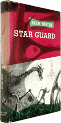Books:First Editions, Andre Norton: Star Guard....