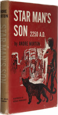 Books:First Editions, Andre Norton: Starman's Son 2250 A.D.....