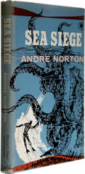 Books:First Editions, Andre Norton: Sea Siege....