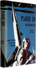 Books:First Editions, [Andre Norton] Andrew North: Plague Ship....