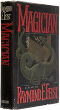Books:Signed Editions, Raymond E. Feist Signed: Magician....