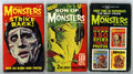 Books:Vintage Paperbacks, Famous Monsters Paperback Special #1-3 Group (Paperback Library,Inc., 1967-69) Condition: Average VG/FN.... (Total: 4 Items)
