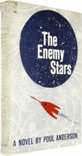 Books:Signed Editions, Poul Anderson Signed: The Enemy Stars....