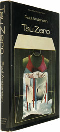 Books:First Editions, Poul Anderson Signed: Tau Zero....
