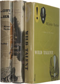 Books:First Editions, Wilson Tucker: Three First Editions. Includes the following:.The City in the Sea (New York: Rinehart & Co., 1951),... (Total: 3 Items)