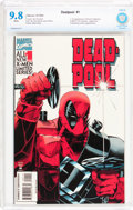 Modern Age (1980-Present):Superhero, Deadpool #1 (Marvel, 1994) CBCS NM/MT 9.8 White pages....