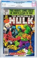 Modern Age (1980-Present):Superhero, The Incredible Hulk Annual #9 (Marvel, 1980) CGC NM/MT 9.8 Whitepages....