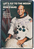 Explorers:Space Exploration, Ron Evans' Signed Limited Edition Let's Fly to the MoonCassette Album #43/500. ...