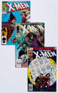 Modern Age (1980-Present):Superhero, X-Men Group (Marvel, 1981-95) Condition: Average FN.... (Total: 71Comic Books)