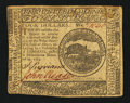 Colonial Notes:Continental Congress Issues, Continental Currency November 29, 1775 $4 Very Fine-ExtremelyFine.. ...