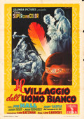 "Movie Posters:Western, When the Redskins Rode (Columbia, 1951). Italian 2 - Foglio (39"" X55""). Western.. ..."