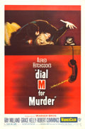 """Movie Posters:Hitchcock, Dial M for Murder (Warner Brothers, 1954). One Sheet (27"""" X 41"""")....."""