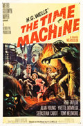 """Movie Posters:Science Fiction, The Time Machine (MGM, 1960). One Sheet (26.75"""" X 41"""").. ..."""