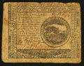 Colonial Notes:Continental Congress Issues, Continental Currency May 10, 1775 $4 Fine-Very Fine.. ...