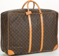 "Luxury Accessories:Travel/Trunks, Louis Vuitton Classic Monogram Canvas Sirius 65 Travel Bag. VeryGood Condition. 27"" Width x 20"" Height x 7"" Depth. ..."