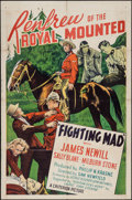 "Movie Posters:Adventure, Fighting Mad (Criterion, 1939). One Sheet (27"" X 41""). Adventure....."