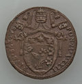 Italy:Papal States, Italy: Papal States - Ancona. Pius VI/City-Issue copper Trio1796-97,... (Total: 3 coins)