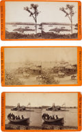 Photography:Stereo Cards, James River Stereoviews....