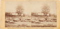 Photography:Stereo Cards, 9th Massachusetts Dead Horses at Gettysburg Stereoview,...
