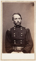 Photography:CDVs, Union General John M. Corse Carte de Visite....