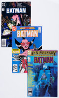 Modern Age (1980-Present):Superhero, Batman-Related Box Lot (DC, 1986-95) Condition: Average NM-....