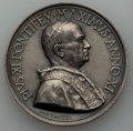 Vatican City, Vatican City: Pius XI (1922-1939) silver Medal Anno XI (1932)Choice AU - Lightly Hairlined,...