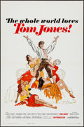 "Movie Posters:Academy Award Winners, Tom Jones (United Artists, 1963). International One Sheet (27"" X41""). Academy Award Winners.. ..."