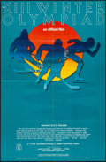 "Movie Posters:Sports, 1980 Winter Olympics Games (New Visions, Inc., 1980). Posters (2) (20"" X 30"" & 23"" X 35""). Sports.. ... (Total: 2 Items)"