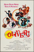 "Movie Posters:Academy Award Winners, Oliver! (Columbia, 1968). One Sheet (27"" X 41""). Pre-Academy AwardStyle. Musical.. ..."