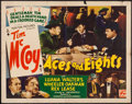 """Movie Posters:Western, Aces and Eights (Puritan, 1936). Half Sheet (22"""" X 28""""). Western....."""