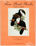 Books:Natural History Books & Prints, [Books about Books]. [Birds]. Sacheverell Sitwell, Handasyde Buchanan and James Fisher. Fine Bird Books 1700-1900. N...