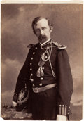 Photography:CDVs, George Armstrong Custer Carte de Visite....