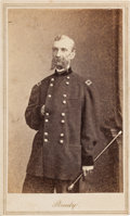 Photography:CDVs, Union General Alexander Asboth Carte de Visite....