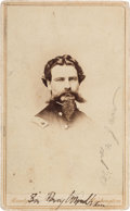 Photography:CDVs, Union General Percy Wyndham Carte de Visite....